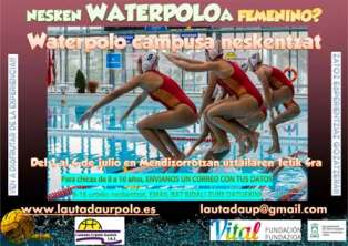 II Campus waterpolo FEMENINO