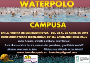 CartelCampusWaterpoloAbril2019P