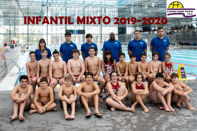 EquipoInfantilMixto20192020