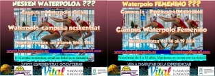 Campus waterpolo FEMENINO
