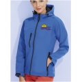 SOFTSHELL CHICO AZUL