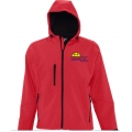 SOFTSHELL CHICO ROJO